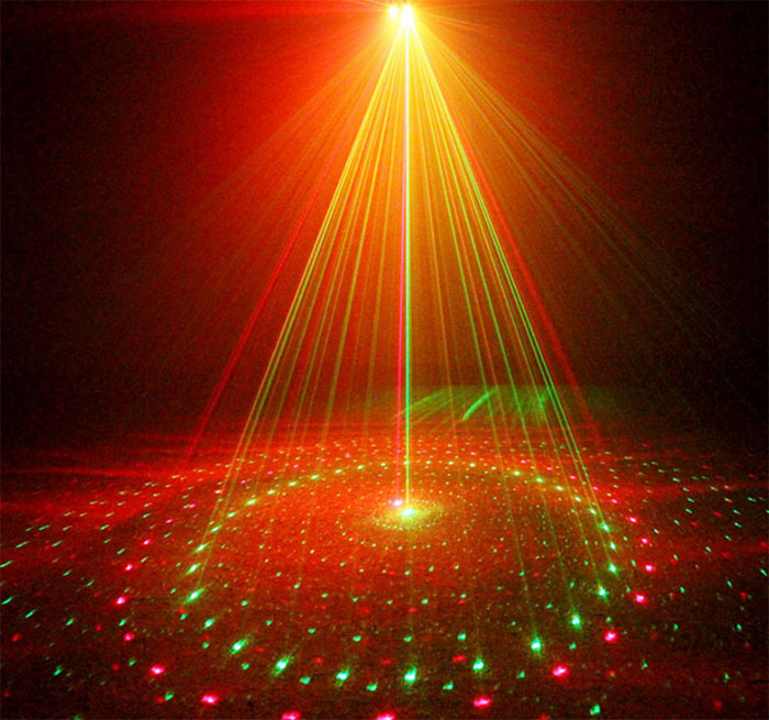 laser stage KTV laser light