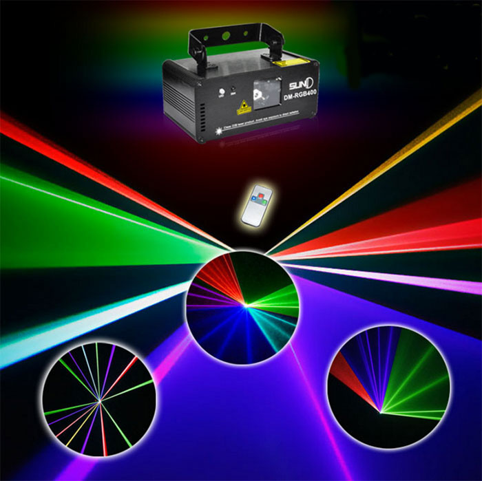 RGB laser light beam line light bar KTV stage scanning laser