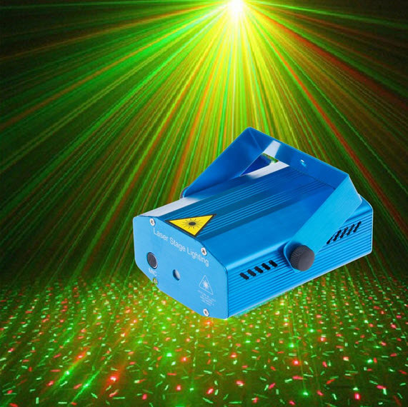 Laser light show for Party cheap laser stage for sale