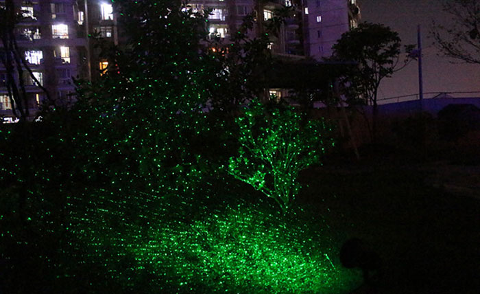 christmas laser light